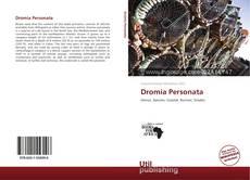 Bookcover of Dromia Personata