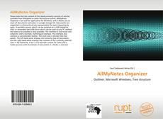 Bookcover of AllMyNotes Organizer