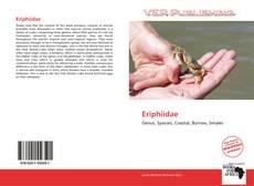 Bookcover of Eriphiidae