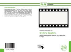 Couverture de Cristina Serafini