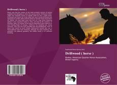 Portada del libro de Driftwood ( horse )