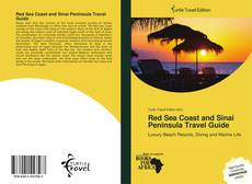 Bookcover of Red Sea Coast and Sinai Peninsula Travel Guide