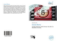 Couverture de Jonas Bane