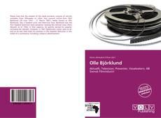 Buchcover von Olle Björklund