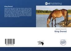 Borítókép a  King (horse) - hoz