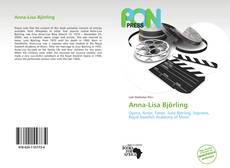 Bookcover of Anna-Lisa Björling