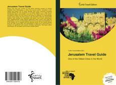 Buchcover von Jerusalem Travel Guide