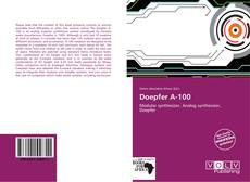Bookcover of Doepfer A-100