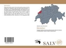 Bookcover of Därstetten