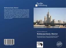 Bookcover of Bolshemurtinsky District