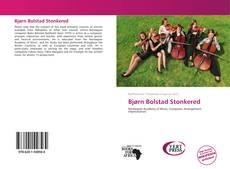 Bjørn Bolstad Stonkered kitap kapağı