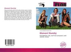 Bookcover of Klement Slavický