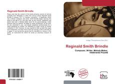Reginald Smith Brindle kitap kapağı