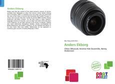 Capa do livro de Anders Ekborg