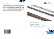 Bookcover of Dan Ekborg