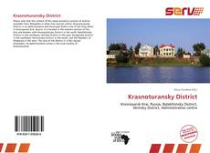 Krasnoturansky District kitap kapağı
