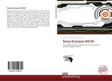 Bookcover of Sony Ericsson K610i