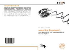 Portada del libro de Josephine Bornebusch