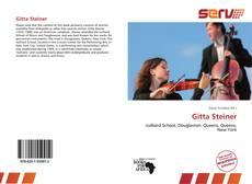 Copertina di Gitta Steiner