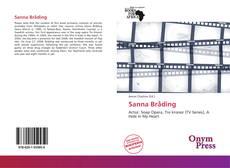 Capa do livro de Sanna Bråding