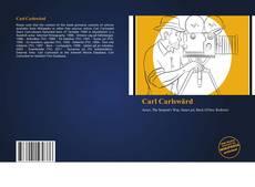 Carl Carlswärd kitap kapağı