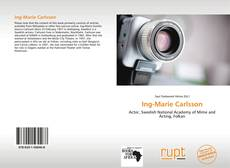 Ing-Marie Carlsson的封面
