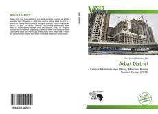 Обложка Arbat District