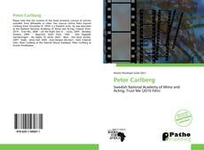 Bookcover of Peter Carlberg
