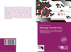 Обложка Message Transfer Part