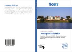 Bookcover of Strogino District