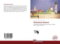 Bookcover of Shchukino District
