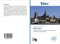 Portada del libro de Dürnten