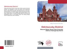 Обложка Odintsovsky District