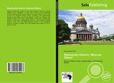 Bookcover of Mozhaysky District, Moscow Oblast