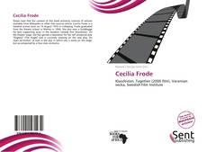 Cecilia Frode kitap kapağı