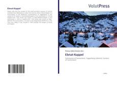 Portada del libro de Ebnat-Kappel