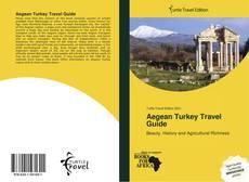 Borítókép a  Aegean Turkey Travel Guide - hoz