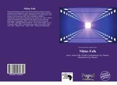 Niklas Falk kitap kapağı