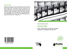 Bookcover of Jonas Falk