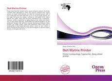 Portada del libro de Dot Matrix Printer