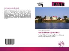 Capa do livro de Ustyuzhensky District