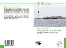 MS Crown of Scandinavia的封面