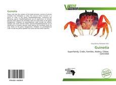 Capa do livro de Guinotia
