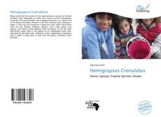 Portada del libro de Hemigrapsus Crenulatus