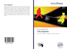Portada del libro de Erika Höghede