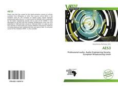 Capa do livro de AES3