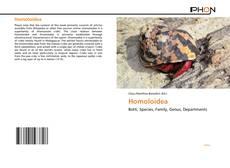 Buchcover von Homoloidea