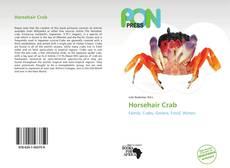 Portada del libro de Horsehair Crab