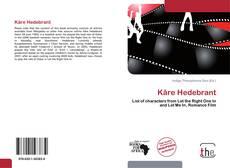 Bookcover of Kåre Hedebrant