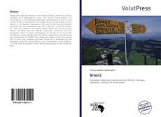 Bookcover of Brienz